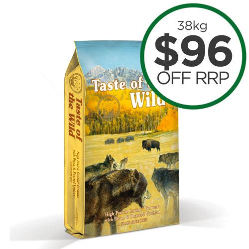 Taste Of The Wild 38kg
