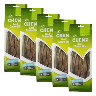 Vitapet Chewz Beef Spare Ribs Dental Treats For Dogs 1kg