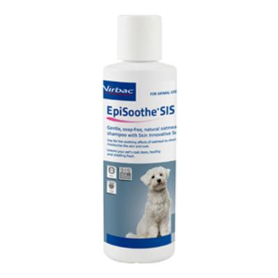EpiSoothe SIS Moisturising Oatmeal Shampoo For Dogs And Cats 500ml