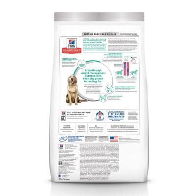Hills Science Diet Perfect Weight Chicken Recipe Adult Dry Dog Food 12.9kg