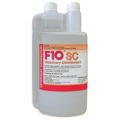 F10 SC Veterinary Disinfectant 1Litre