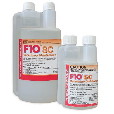 F10 SC Veterinary Disinfectant 1Litre