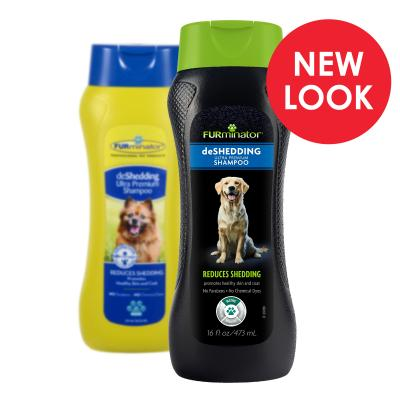 Furminator Ultra Premium DeShedding Shampoo For Dogs 473ml
