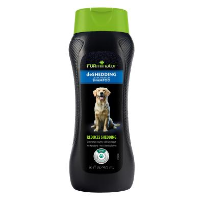 Furminator Ultra Premium DeShedding Shampoo For Dogs 473ml