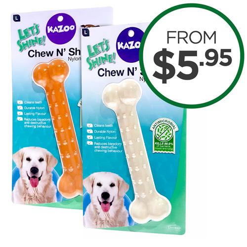 Kazoo Chew N Shine