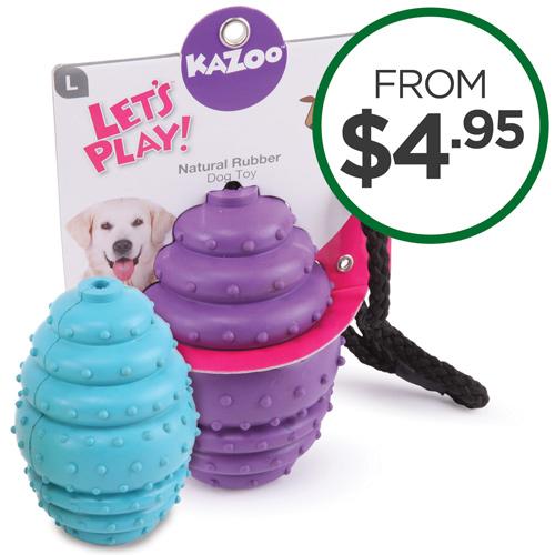 Kazoo Bounce And Treat