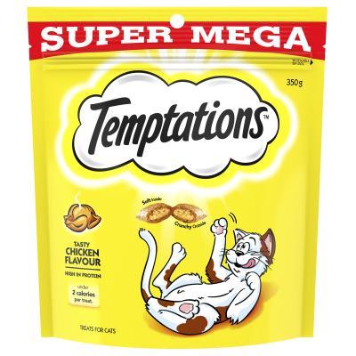 Temptations Tasty Chicken Treats For Cats 350gm