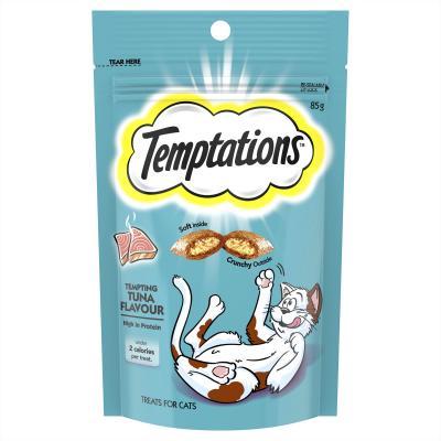 Temptations Tempting Tuna Treats For Cats 85gm