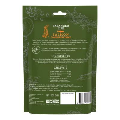 Balanced Life Grain Free Salmon Companion Treats For Dogs 140gm