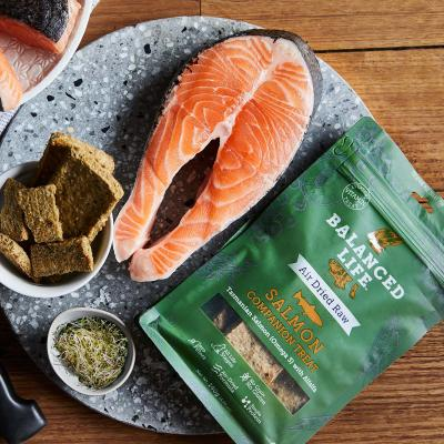 Balanced Life Grain Free Salmon Companion Treats For Dogs 140gm