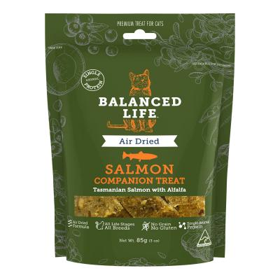 Balanced Life Grain Free Salmon Companion Treats For Cats 85gm