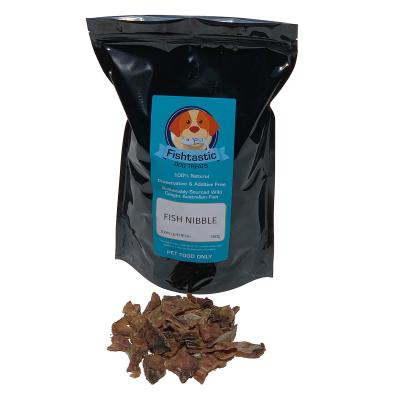 Fishtastic Dried Fish Nibble Treats For Dogs 500gm