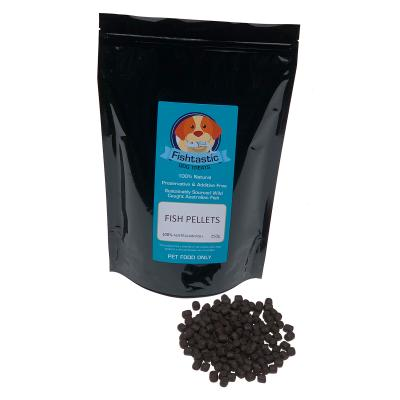 Fishtastic Dried Fish Pellets Treats For Dogs 250gm