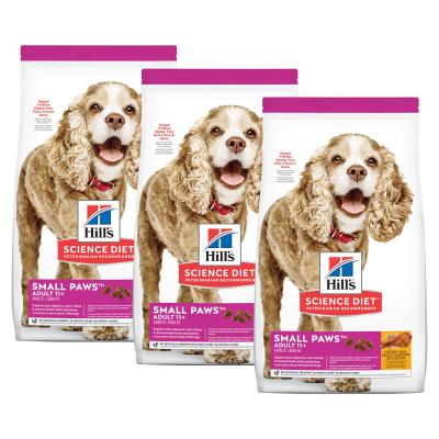 Hills Science Diet Age Defying Small/Toy Breed Small Paws 11+ Mature/Senior Dry Dog Food 6.12kg (2533)