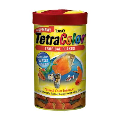 TetraColor Tropical Flakes Food For Fish 200g