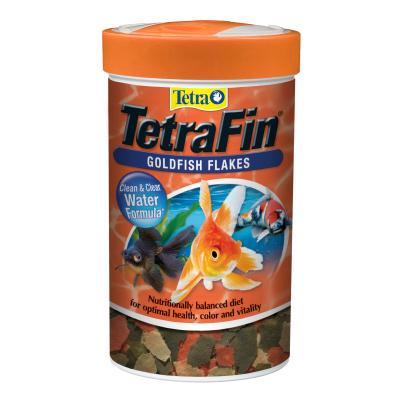 TetraFin Goldfish Flakes Food For Fish 100g