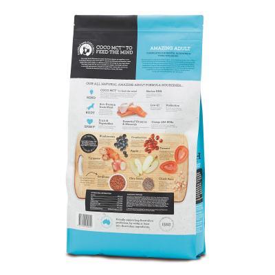 Cherish Amazing Adult Salmon And Chicken Dry Dog Food 15kg