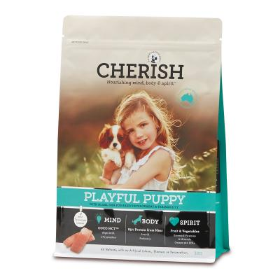 Cherish Playful Puppy Salmon And Chicken Dry Dog Food 3kg