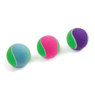 Kazoo Solid Tennis Ball Assorted Colour XLarge Toy For Dogs