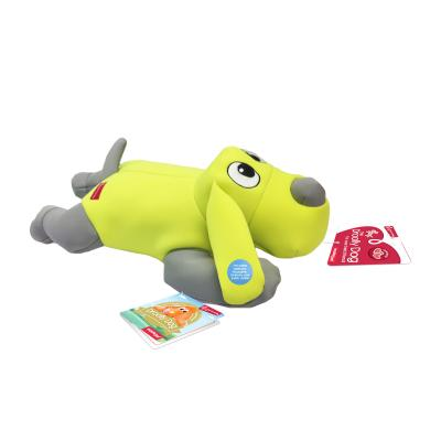 Yours Droolly Soft Cuddly Dog Indoor Outdoor And Water Play Toy Medium For Dogs