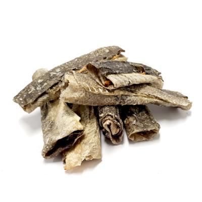Petz Tucker Dried Fish Skin Rolls Treats For Dogs 200gm