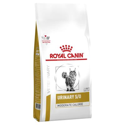 Royal Canin Veterinary Diet Feline S/O Urinary Moderate Calorie Dry Cat Food 1.5kg