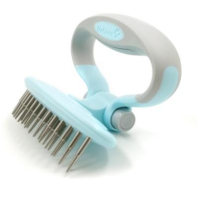 Vetnex Grooming Undercoat Rake Blue For Dogs