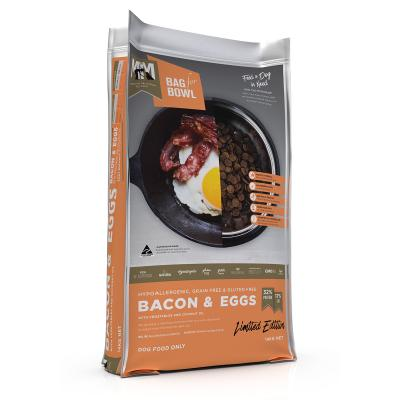 Meals For Mutts MfM Bacon And Eggs Grain Free Dry Dog Food 14kg