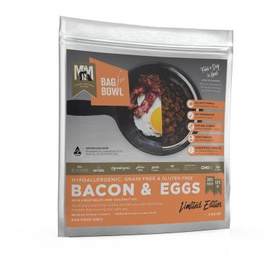 Meals For Mutts MfM Bacon And Eggs Grain Free Dry Dog Food 2.5kg