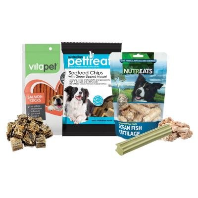 Fish Fantasy Variety Treat Pack For Dogs 400gm