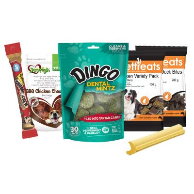 Chicken Surprise Variety Treat Pack For Dogs 600gm