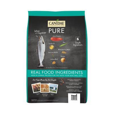 Canidae Grain Free Pure Sea Salmon Adult Dry Dog Food 10.88kg