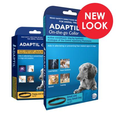 Adaptil Collar For Puppy And Small Dogs 45cm Fits Necks Up to 37.5cm