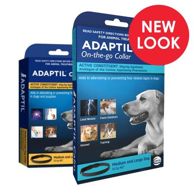 Adaptil Collar For Medium And Large Dogs 70cm Fits Necks Up To 62.5cm