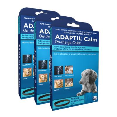 Adaptil Collar For Puppy And Small Dogs 45cm Fits Necks Up to 37.5cm x 3
