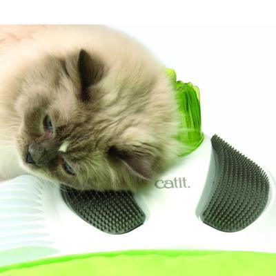 Catit 2.0 Senses Wellness Centre Catnip Massage Grooming Dental Toy For Cats