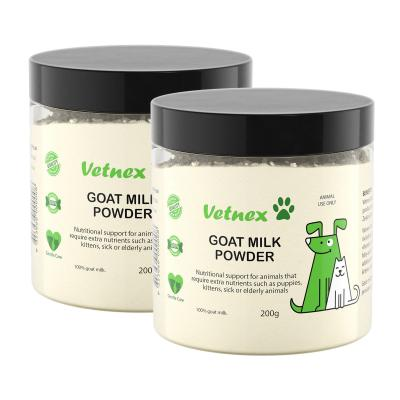 Vetnex Goat Milk Powder For Dogs and Cats 400g