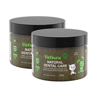 Vetnex Natural Dental Care Powder For Dogs and Cats 400g