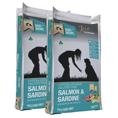 Meals For Mutts MfM Salmon And Sardine Adult Dry Dog Food 40kg