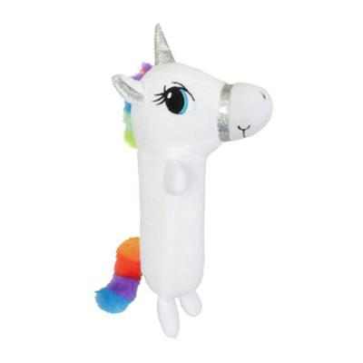 Yours Droolly Crackle Unicorn Plush Toy For Dogs