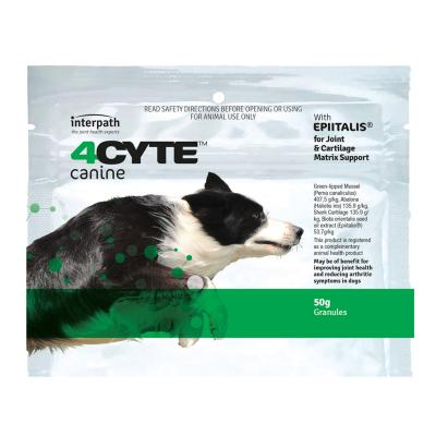4CYTE Canine Joint Support For Dogs 50gm