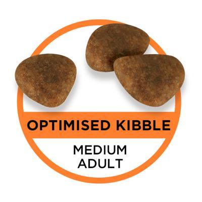 Pro Plan Essential Health Chicken Medium Breed Adult Dry Dog Food 15kg
