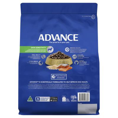 Advance Terriers Toy/Small Breed Ocean Fish Adult Dry Dog Food 2.5kg