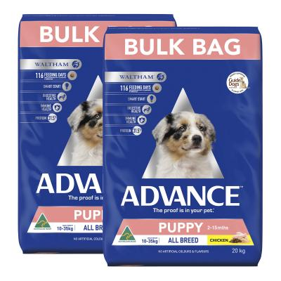 Advance Puppy Plus Growth All Breed Chicken Dry Dog Food 40kg