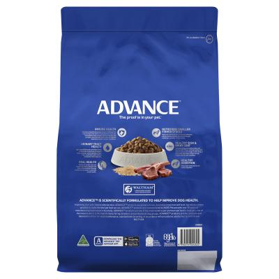 Advance All Breed Lamb And Rice Adult Dry Dog Food 3kg