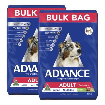 Advance All Breed Lamb And Rice Adult Dry Dog Food 40kg