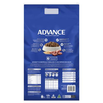 Advance Lamb Large/Giant Breed Adult 21 Months - 5 Years Dry Dog Food 15kg