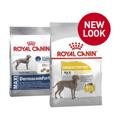 Royal Canin Dermacomfort Maxi Adult Dry Dog Food 14kg