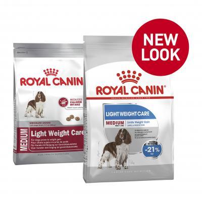 Royal Canin Light Weight Care Medium Adult Dry Dog Food 13kg