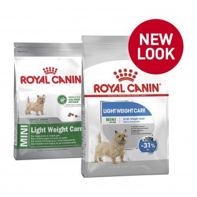 Royal Canin Mini Light Weight Care Mini Adult Dry Dog Food 2kg